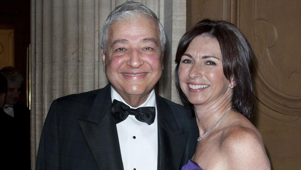 Homi & Anne Patel
