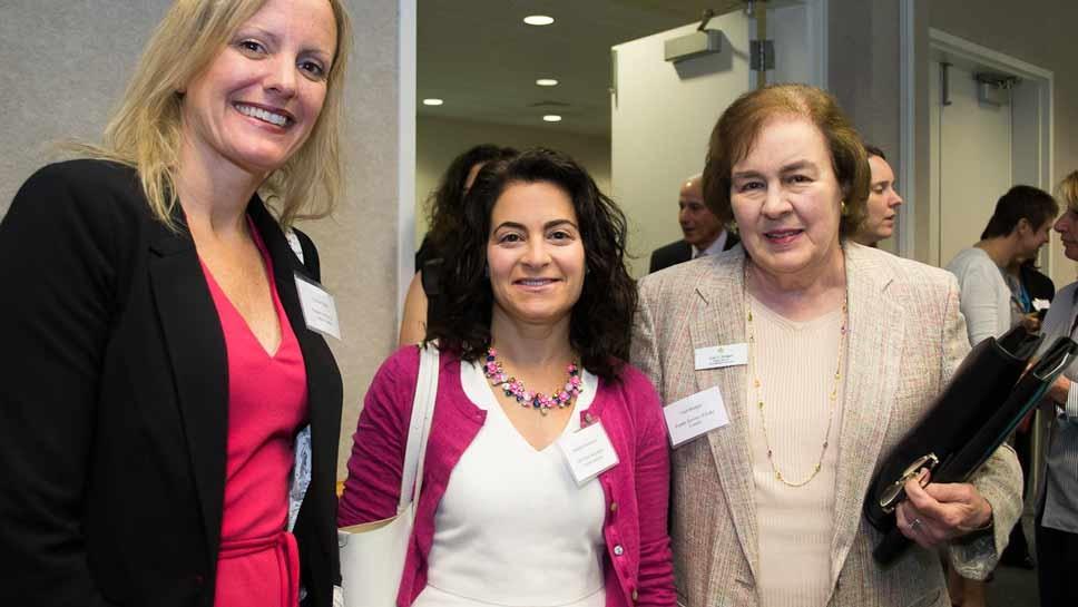 Carrie Callas, Jennifer Dubinsky, Gail Hodges