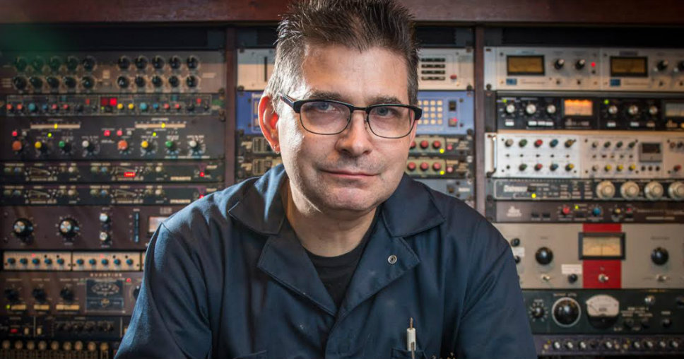 Steve Albini will give a talk at 7 p.m. August 4. Photo courtesy of Northbrook Public Library.