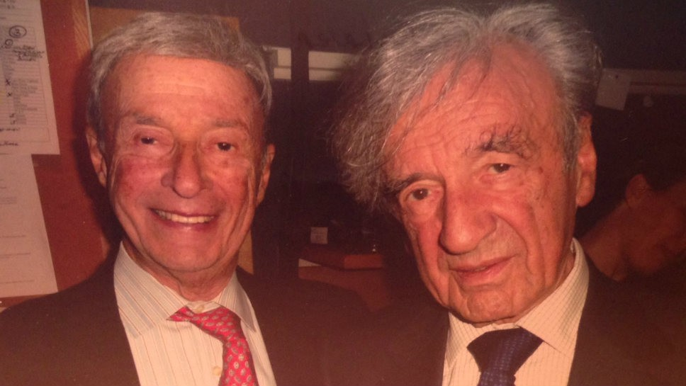 Wiesel's Global Appeal Extends To North Shore