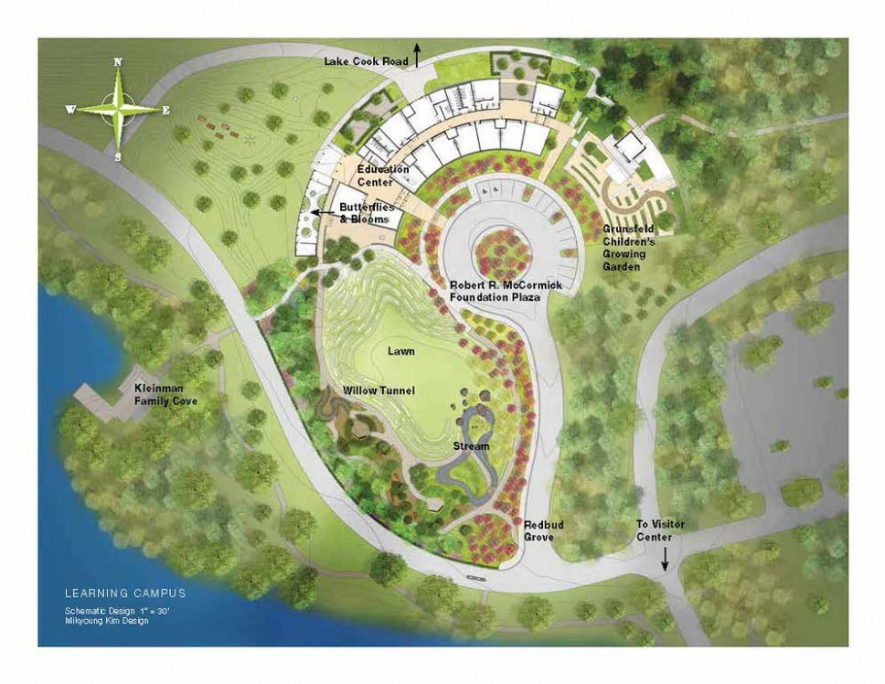 Botanic Garden S New Campus Opening Soon