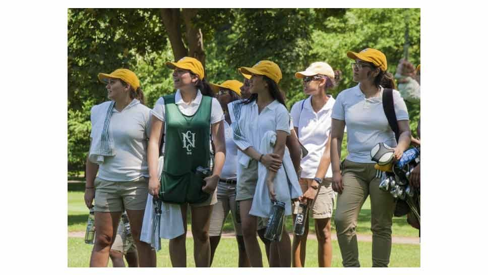 Woodlands Hosts National Event for Girl Caddies