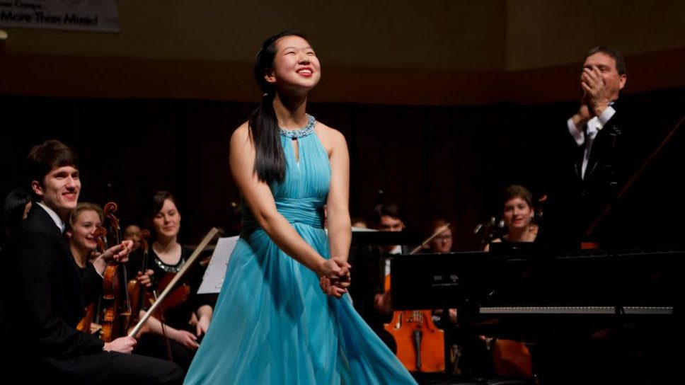 Lake Forest Pianist Named Music Scholar