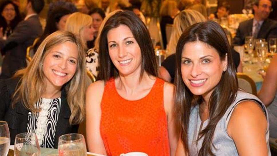 Heidi Sachs, Laura Docks, Heather Sher