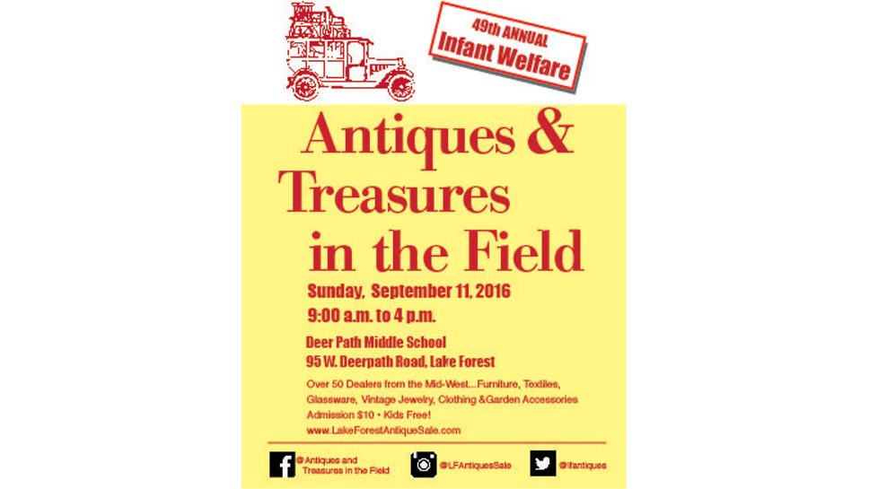 Antiques & Treasures in the Field