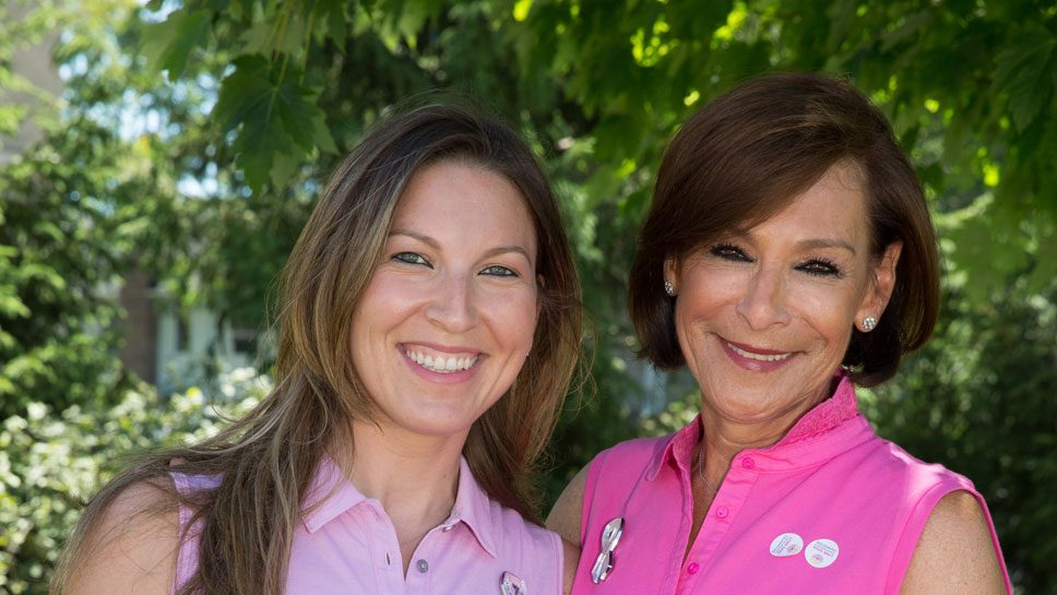 Lynn Sage Play for the Cure Golf Outing