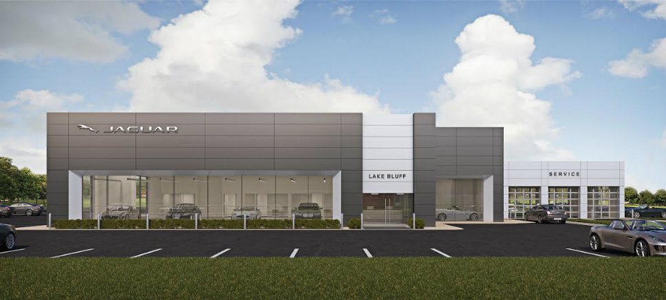 imperial motors to get new look in lake bluff