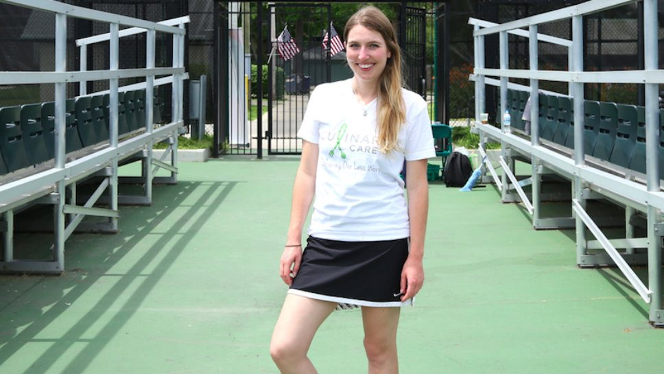 Tennis Tournament Benefits Culinary Care