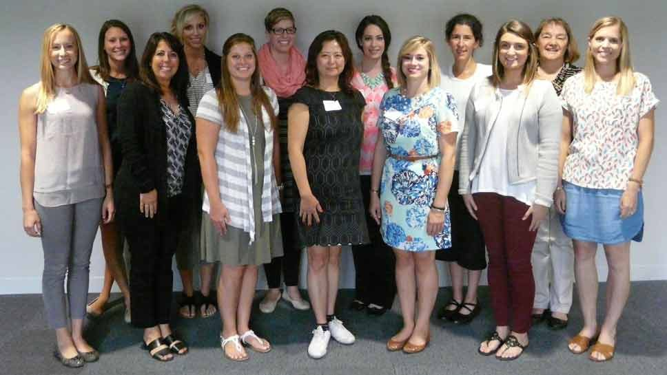 New D-67 Teachers and Staff Introduced