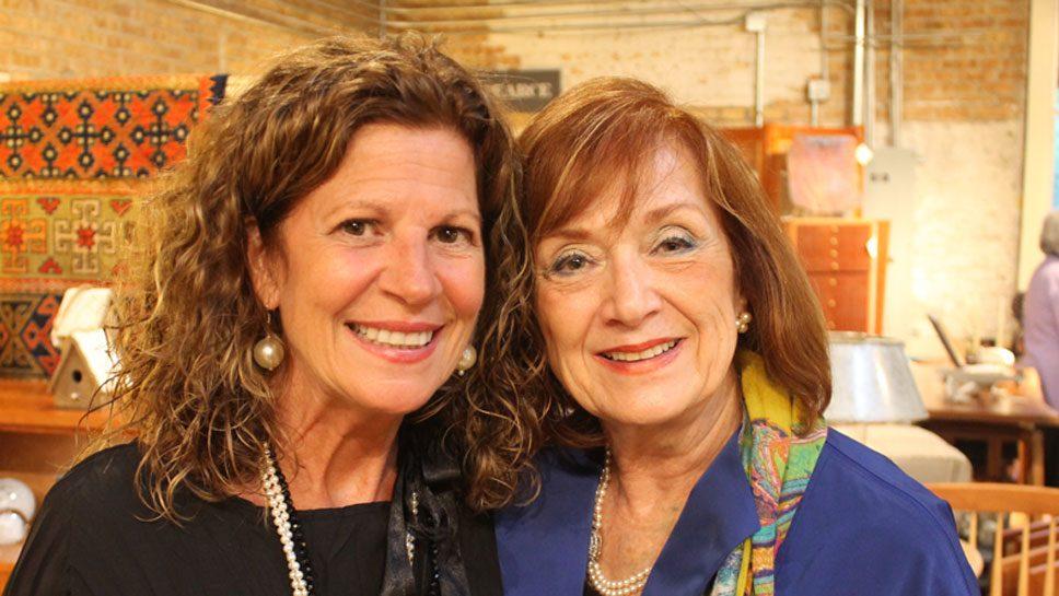 Donna Sternaman, JoAnn Chaimson