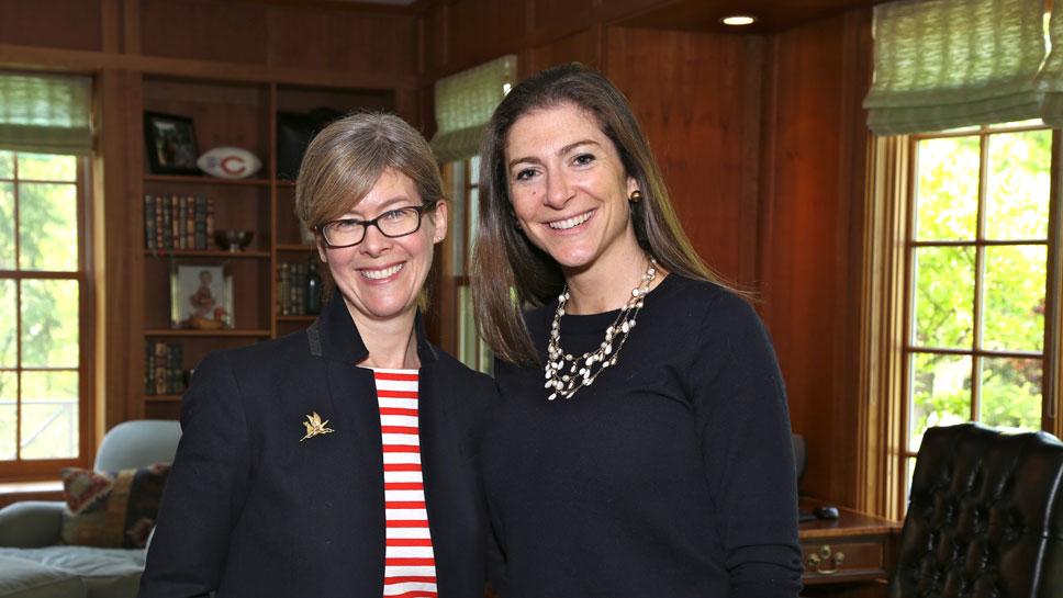 Emily Marshall, Karen Bowen