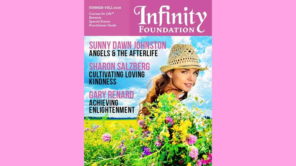 Infinity Foundation Celebrates 20 Years, New Home