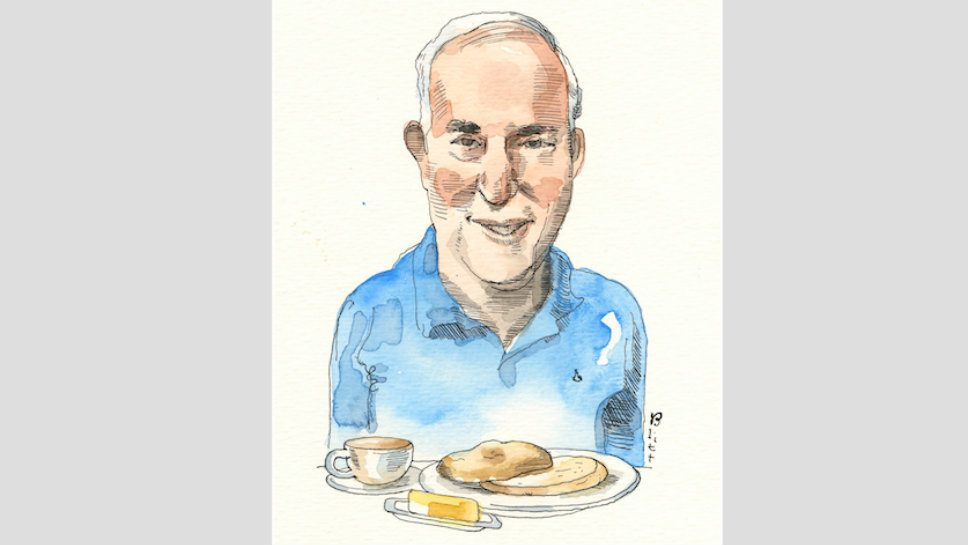 Sunday Breakfast: Foundation Chair Stands Up for …