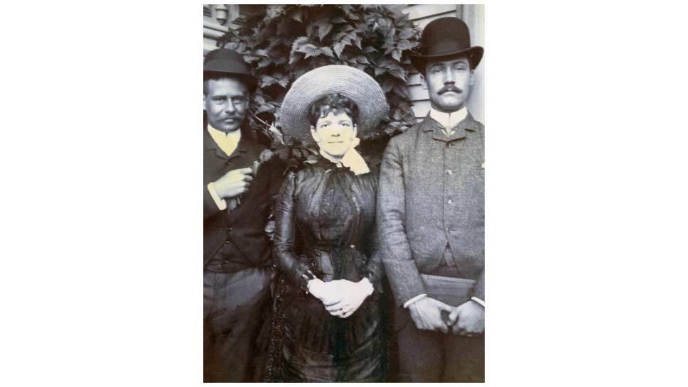 Did LF Women Support Suffrage?