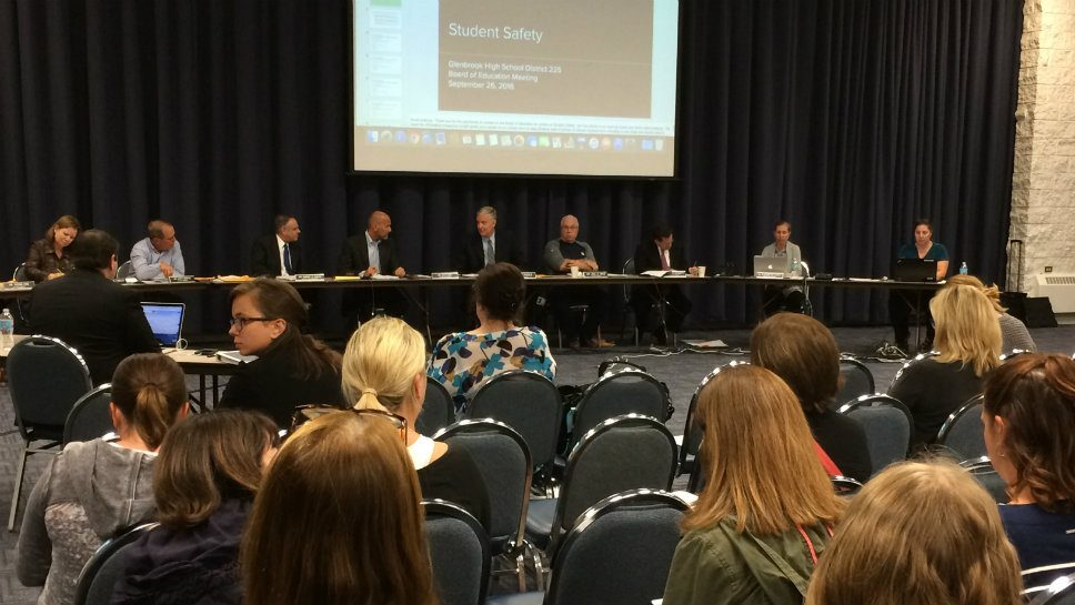 D-225 Board Considers Drug, Alcohol Policy