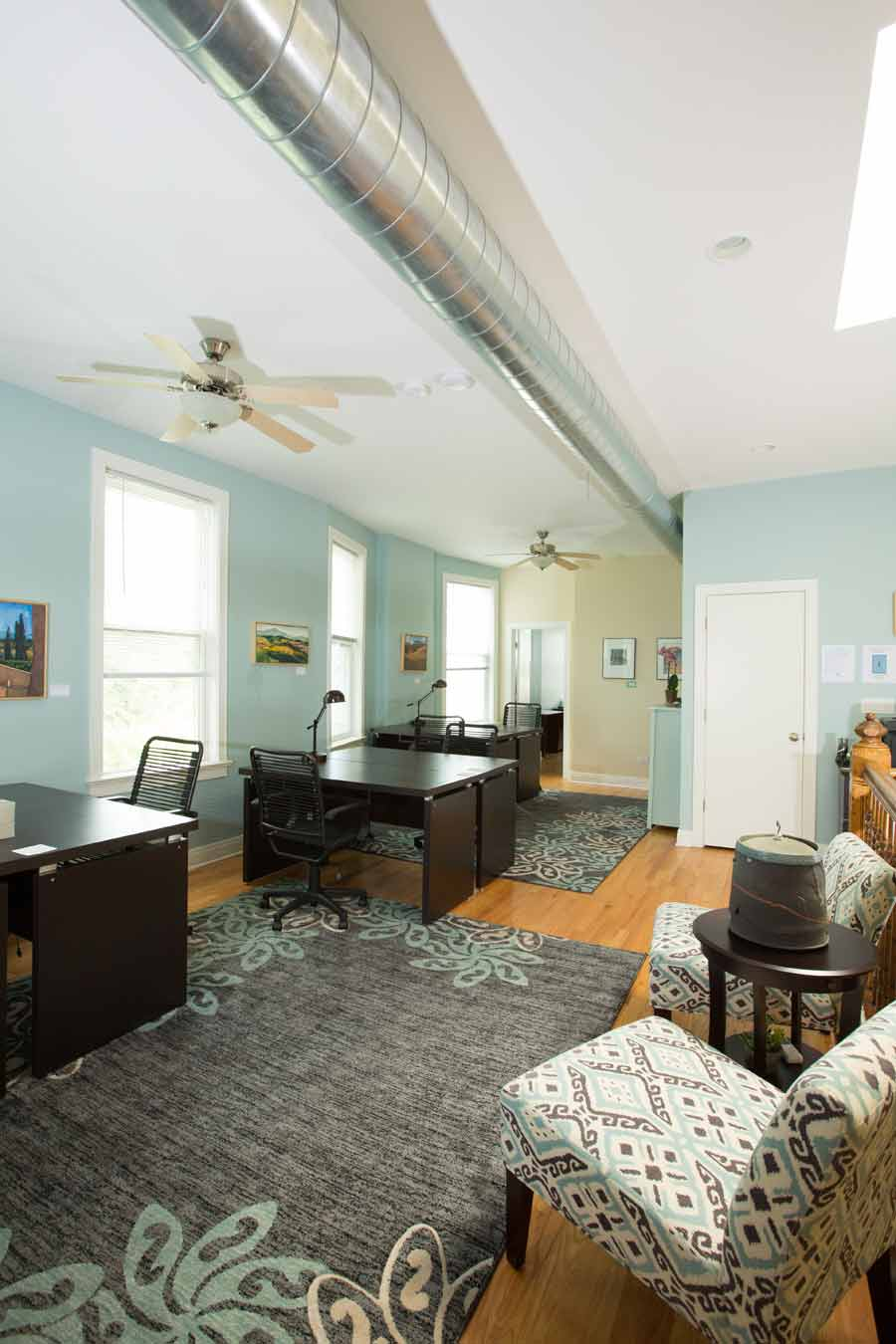 Third floor office space