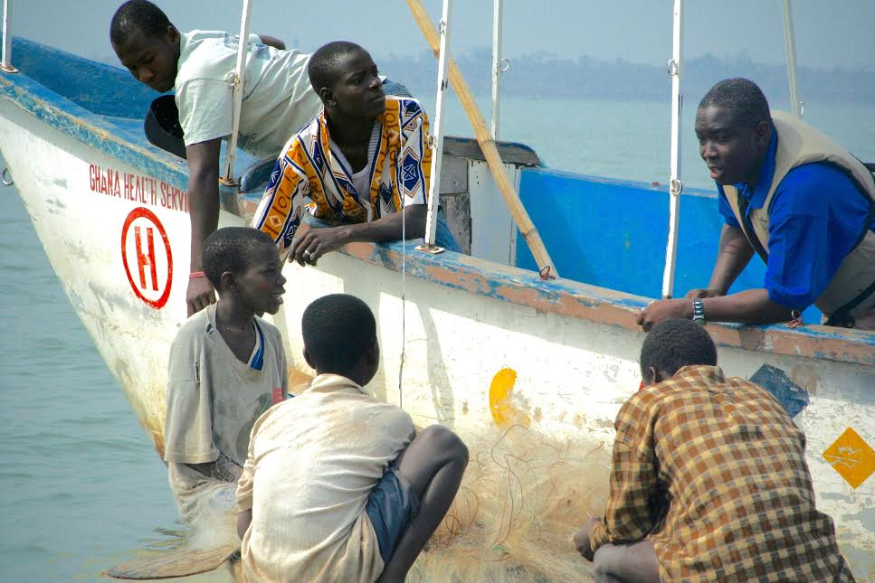 Fighting Child Trafficking: From LF to Ghana