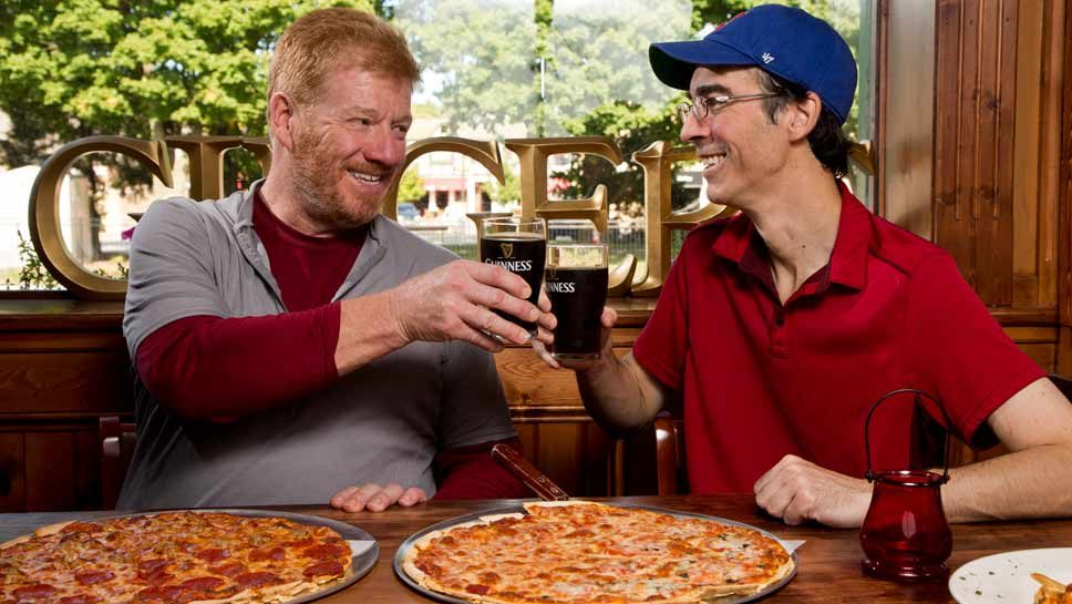 Ginger's: From Irish Pub to Pizza