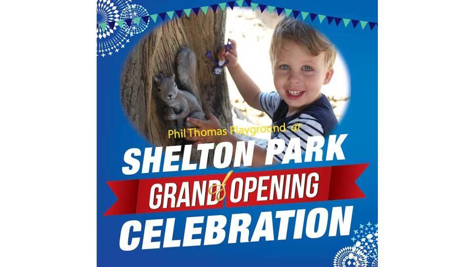 Celebrating The Phil Thomas Playground