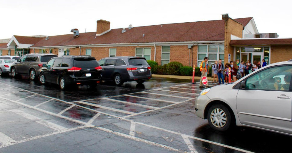 Built in 1949, Maple School has grown addition by addition and is in need of renovation, according to Northbrook/Glenview Schjool District 30 Superintendent Brian Wegley. Photo courtesy of District 30.