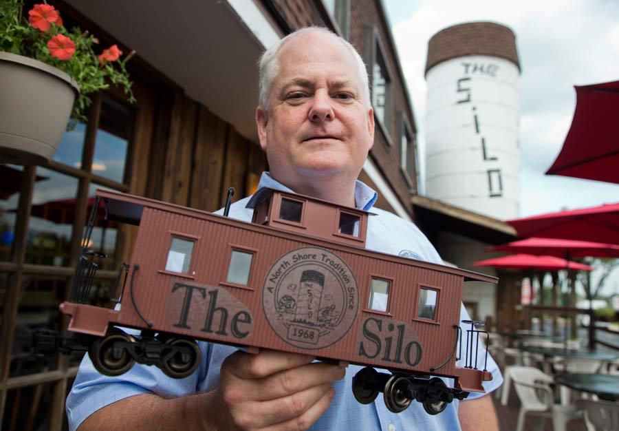 The trains still run at The Silo
