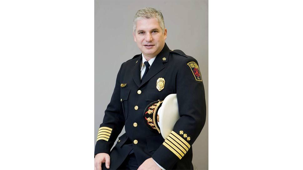 LF Fire Chief Retires, Deputy Takes Reins