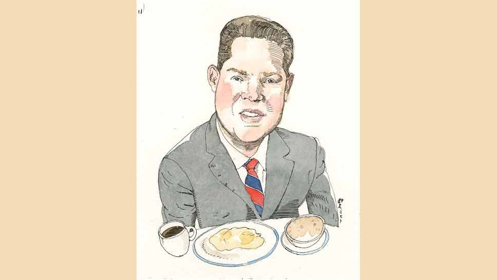 Sunday Breakfast: State's Attorney Finds …