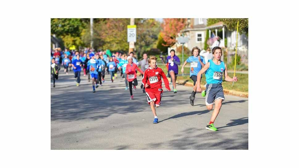 Save Date: Lake Bluff Pumpkin Chase