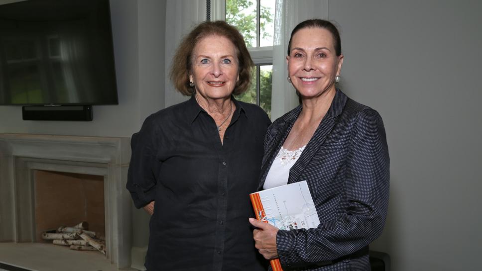 Kay Callahan, Donna McKay
