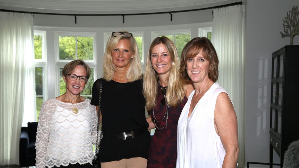 Beth Boehrer, Kirsten Halston, Sandy Welch, Dana Roeser