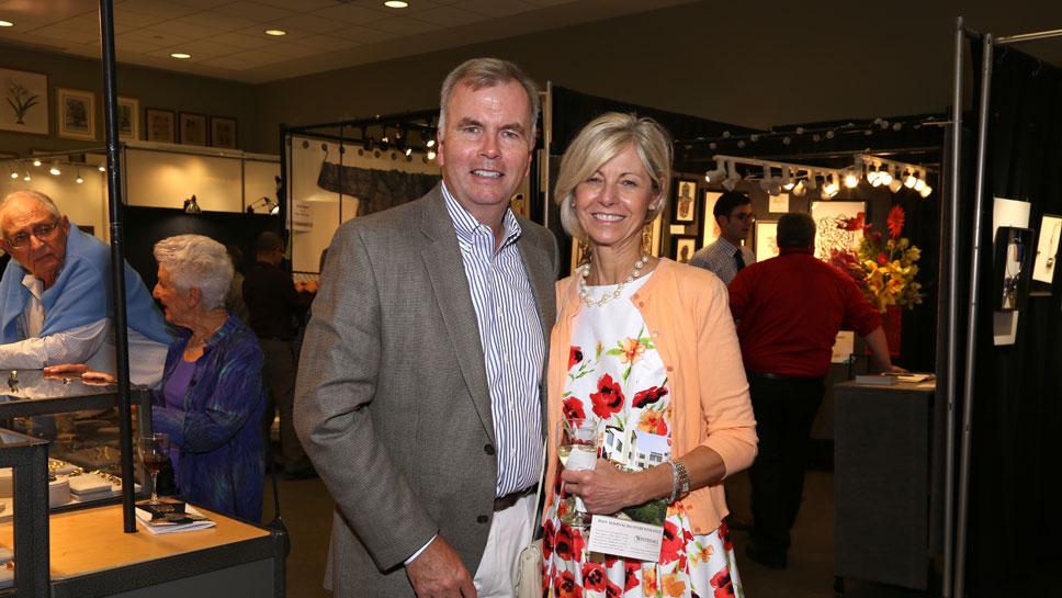 Tom & Sue Gates