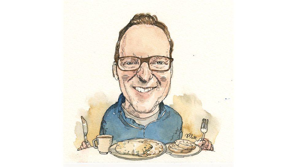 Sunday Breakfast: 'Kasper The Friendly …