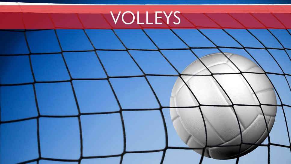 Volleys: LF, LA fall in sectional semifinals