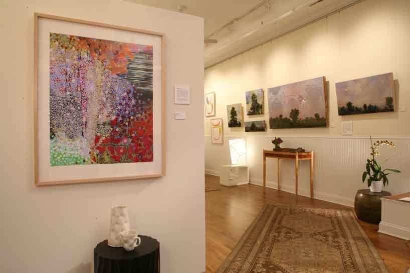 Vivid Art Gallery in Winnetka