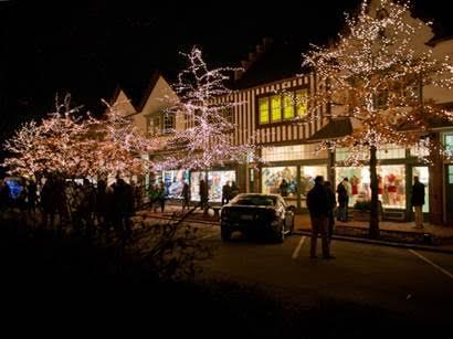 Market Square Lights Up Friday