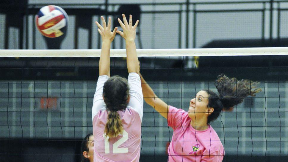 Volleys: GBN's Heyman receives top honor