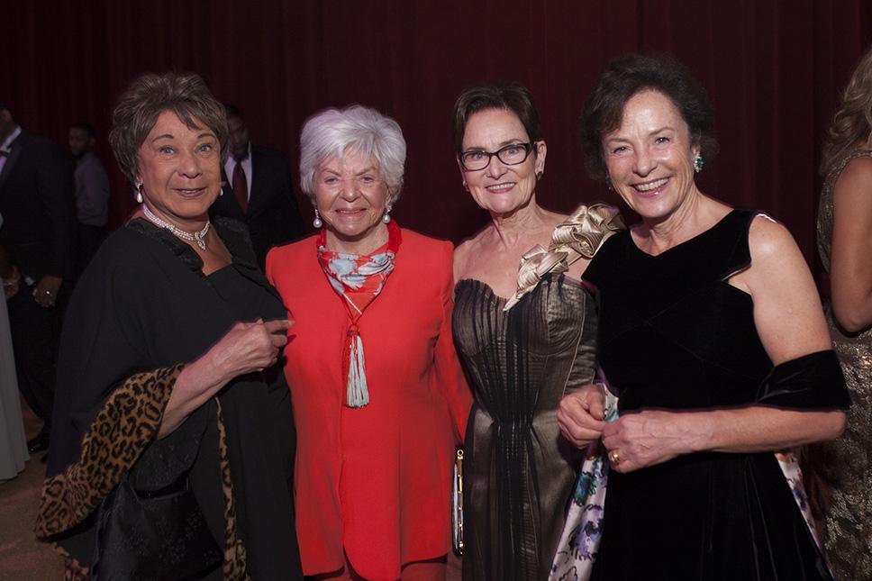 Shirley Massey, Cindy Pritzker, Pat Mosena, Margot Pritzker