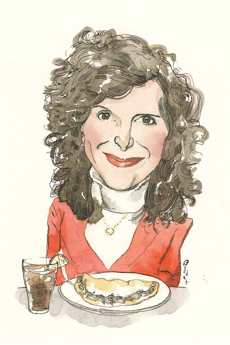 Randi Brill; illustration by Barry Blitt