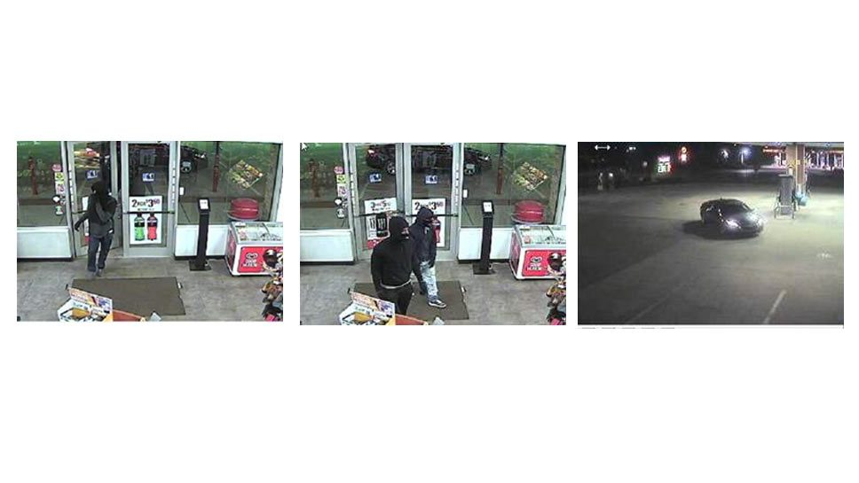 HPPD: Gas Station Robbed at Gunpoint