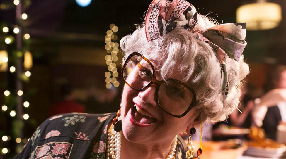 Marssie Mencotti as Grandma Nunzio