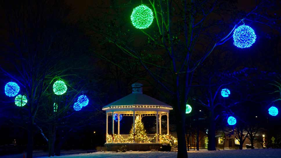 Where To Go For Holiday Lights