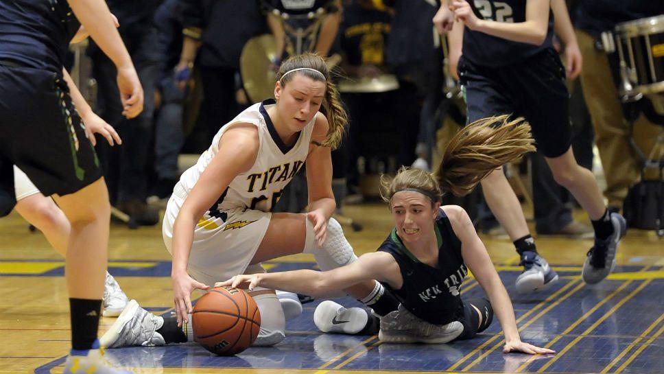 Girls Hoops Recap: GBS tops Maine South