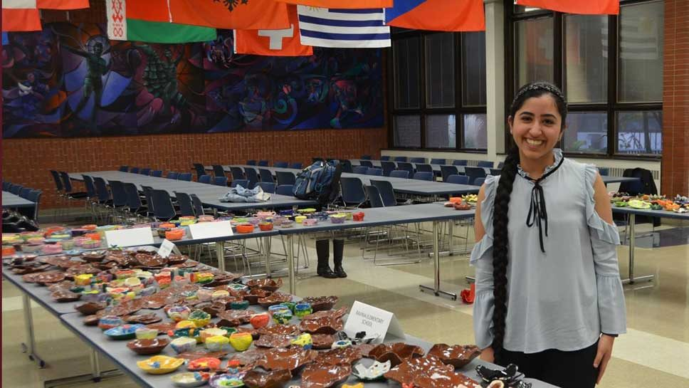 Standout Student: The Quest to End Local Hunger
