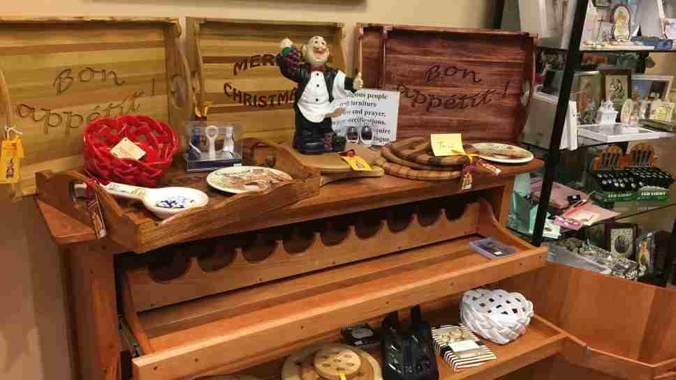 Oh Holy Night! New Gift Shop Offers Inspiration