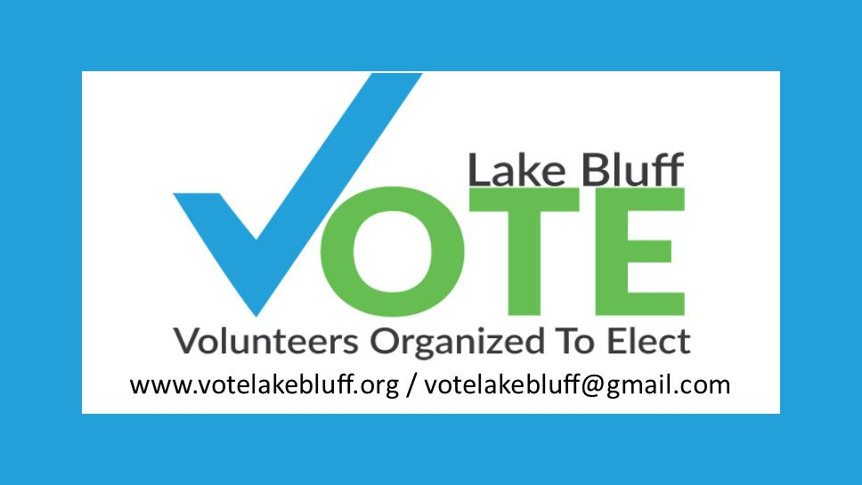 VOTE Lake Bluff Plans Meeting