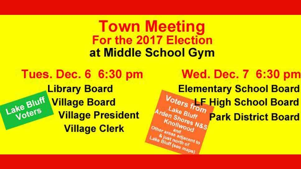 Opinion: Attend LB Town Meeting!
