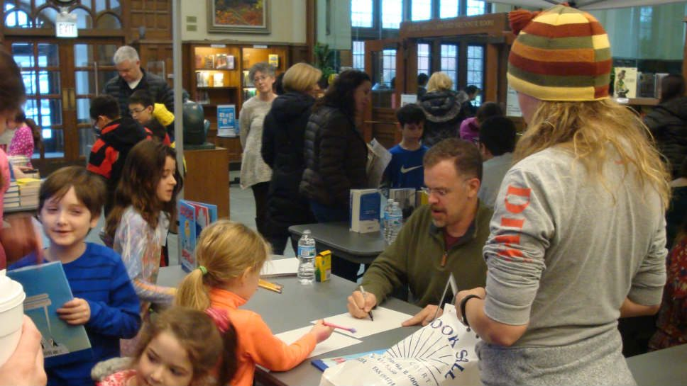 Kid Lit Fest & iRead: Promote Family Reading