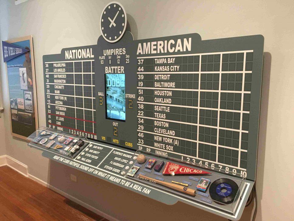 Sox or Cubs Fan? Wilmette Museum Weighs In