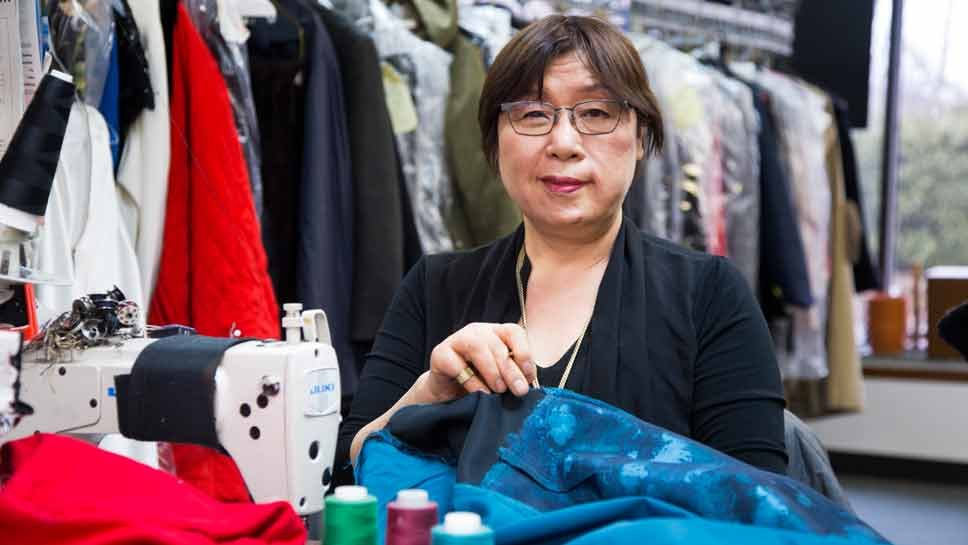 Korean Tailor Threaded Her Way To HP