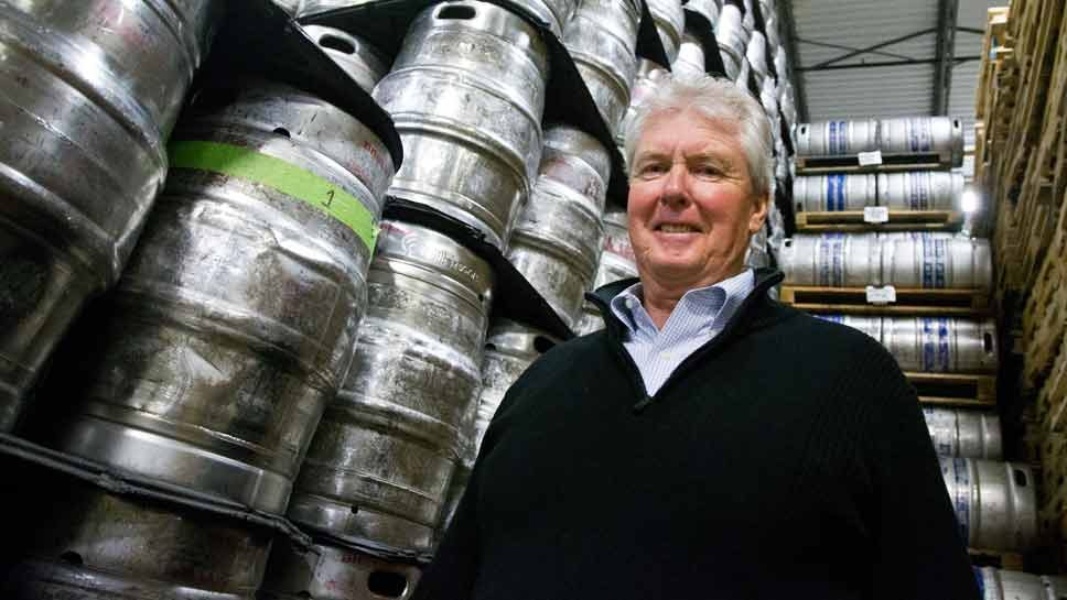 Mullarkey Distributors Named Business of Year